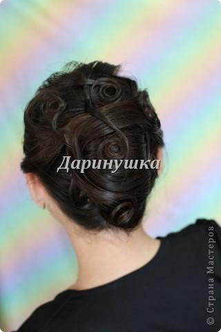 Причёски фото 4