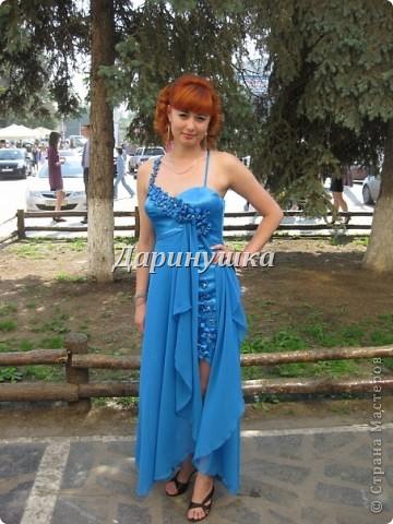 Платье на выпускной фото 1