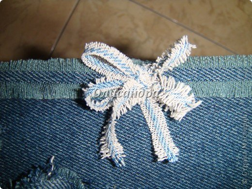 """Наконец-то, у меня дошли руки до джинсовых залежей, поэтому сегодня хочу продолжить """"джинсовую тему""""... , которую начала здесь... https://stranamasterov.ru/node/219208 фото 21"""