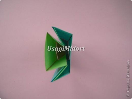 Как сделать маленькую подарочную коробочку. фото 10