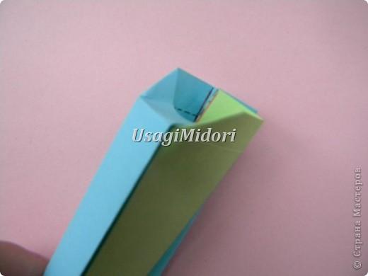 Как сделать маленькую подарочную коробочку. фото 14