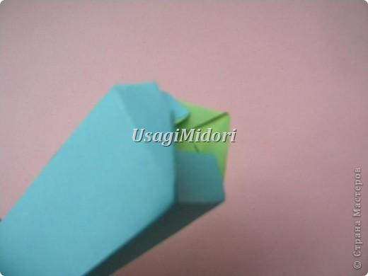 Как сделать маленькую подарочную коробочку. фото 15