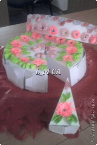 чудо-тортик (спасибо за идею) фото 3