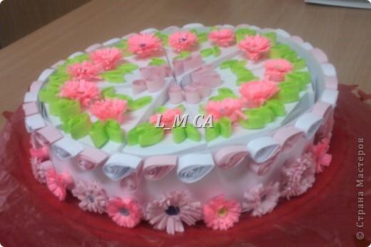 чудо-тортик (спасибо за идею) фото 2