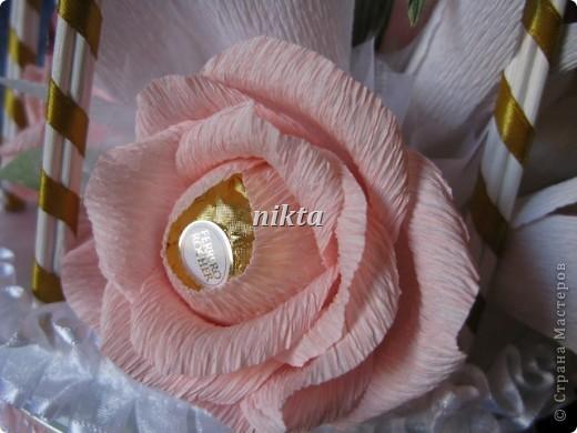 Подарок молодоженам - свадебная беседка фото 6
