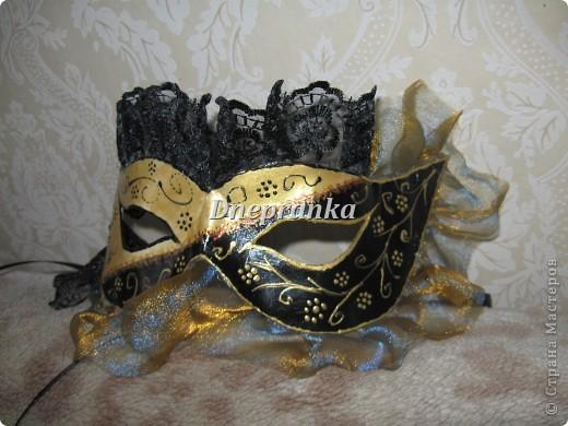 """маска """"Феерия"""" фото 1"""