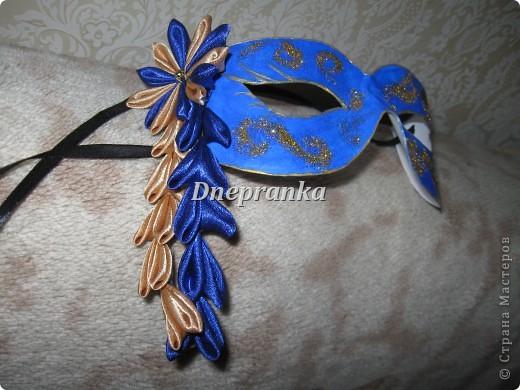 """маска """"Феерия"""" фото 4"""