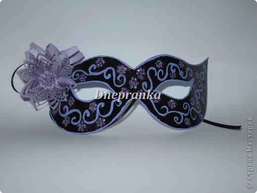 """маска """"Феерия"""" фото 7"""