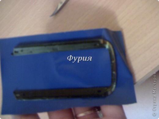 МК Чтоделать со старым телефоном, или фен вам в руки! фото 4