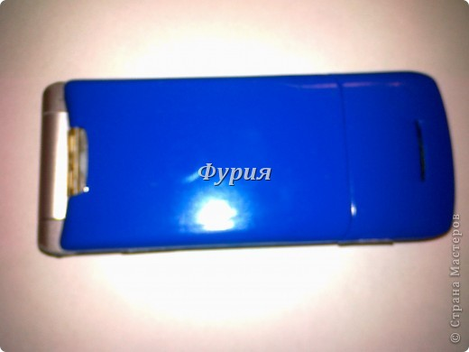 МК Чтоделать со старым телефоном, или фен вам в руки! фото 27