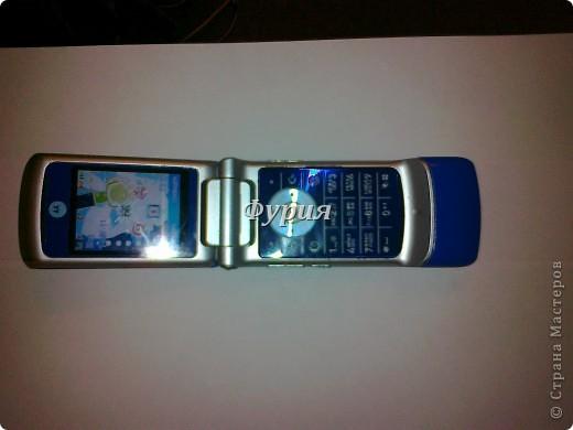 МК Чтоделать со старым телефоном, или фен вам в руки! фото 26