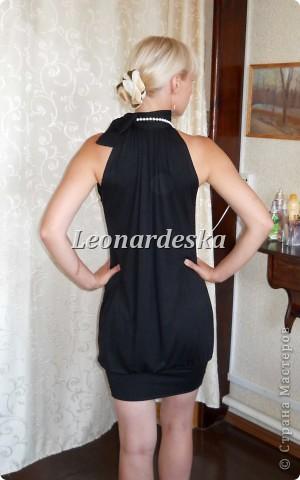 Катюше понадобилось платье на свадьбу к брату.. срочно.. и вот что получилось :) фото 3