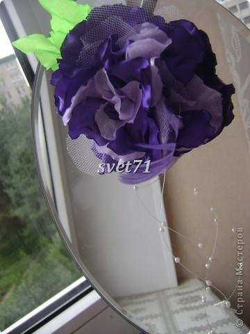 Вот так я решила потихоньку заниматься своими любимыми розами.Правда в не очень весёлых тонах. фото 1
