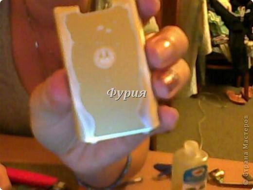 МК Чтоделать со старым телефоном, или фен вам в руки! фото 10