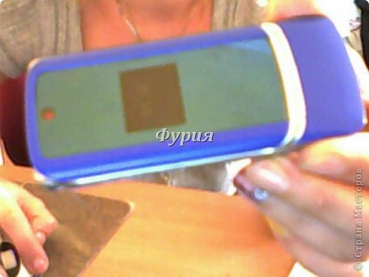 МК Чтоделать со старым телефоном, или фен вам в руки! фото 29