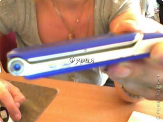 МК Чтоделать со старым телефоном, или фен вам в руки! фото 30