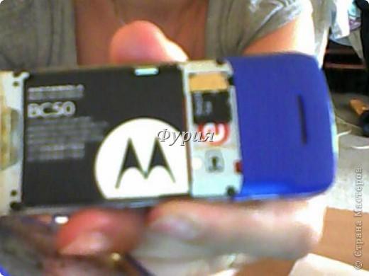 МК Чтоделать со старым телефоном, или фен вам в руки! фото 33