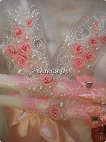 Свабедные аксессуары - Наборчик розовый. фото 6