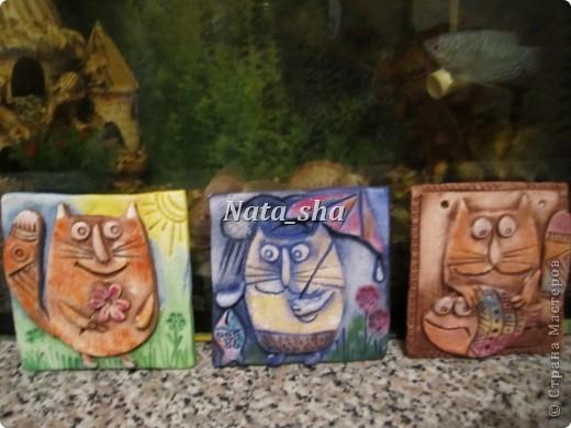 """Приветик всем жителям нашей чудесной Страны ! ))  Вот таких забавных котиков я наповторушничала после посещения чудесного сайта """"Цветная Рыба"""" ССЫЛКА УДАЛЕНА ПС П.2.4 Обязательно посетите этот сайт фото 4"""