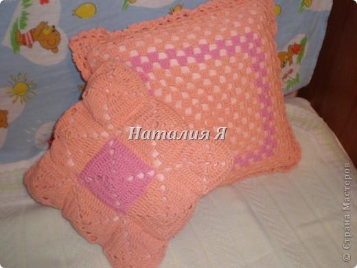 Подушечки для детской кроватки. фото 1