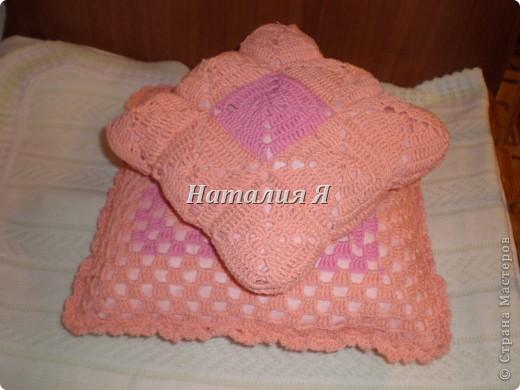 Подушечки для детской кроватки. фото 4