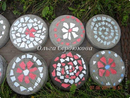 Решила и я сделать плитку своими руками по МК http://stranamasterov.ru/node/211075?c=favorite  фото 7