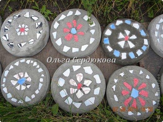 Решила и я сделать плитку своими руками по МК http://stranamasterov.ru/node/211075?c=favorite  фото 8