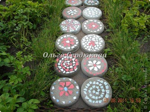 Решила и я сделать плитку своими руками по МК http://stranamasterov.ru/node/211075?c=favorite  фото 9