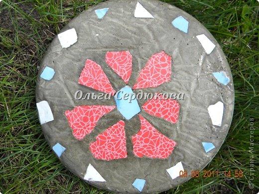 Решила и я сделать плитку своими руками по МК http://stranamasterov.ru/node/211075?c=favorite  фото 3