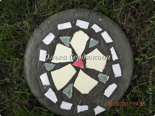 Решила и я сделать плитку своими руками по МК http://stranamasterov.ru/node/211075?c=favorite  фото 4