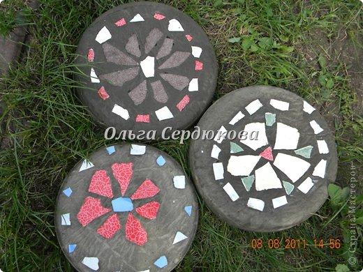 Решила и я сделать плитку своими руками по МК http://stranamasterov.ru/node/211075?c=favorite  фото 1