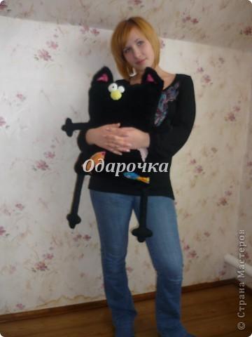 Подушка-Кот!!! фото 2