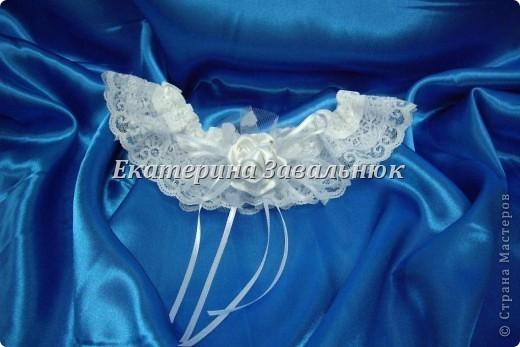 Подвязка для невесты фото 4