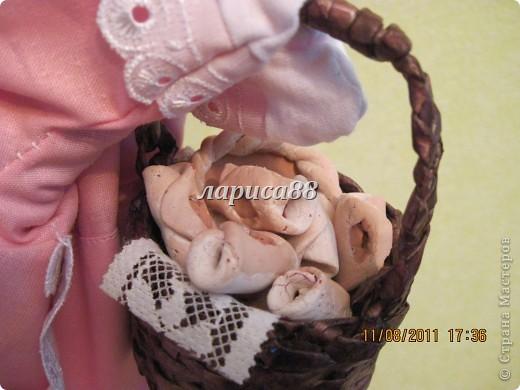 """Куклы для кукольного театра по сказке """"Красная шапочка"""". фото 6"""