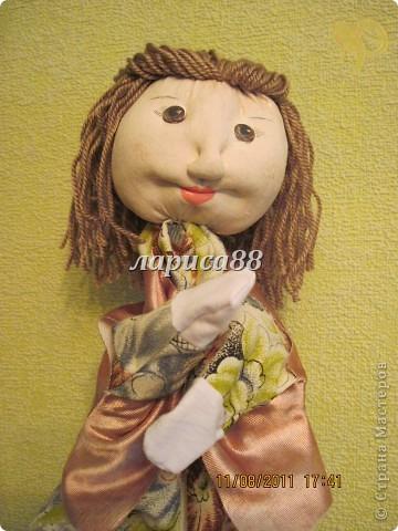 """Куклы для кукольного театра по сказке """"Красная шапочка"""". фото 8"""