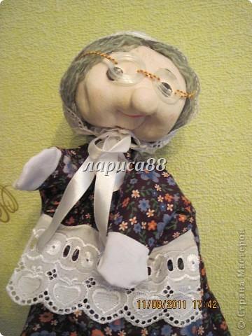 """Куклы для кукольного театра по сказке """"Красная шапочка"""". фото 11"""