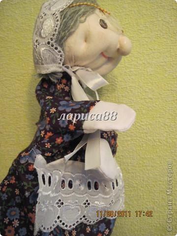 """Куклы для кукольного театра по сказке """"Красная шапочка"""". фото 12"""