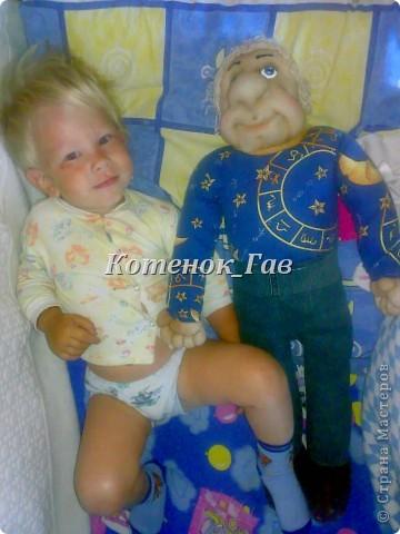 Артемка и его друг Федор фото 1