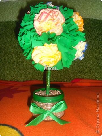 Желтые розы фото 6