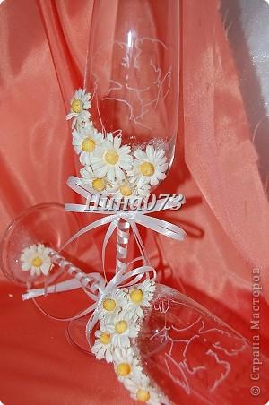 Ромашковая свадьба  фото 2