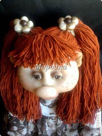 Девочка Дженни большая сладкоежка) фото 4