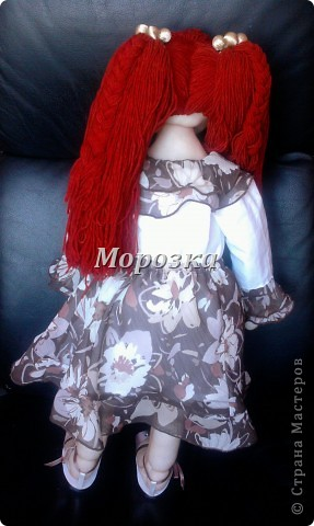 Девочка Дженни большая сладкоежка) фото 5