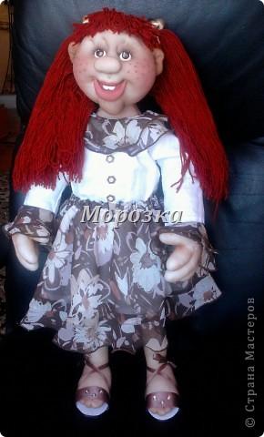 Девочка Дженни большая сладкоежка) фото 9