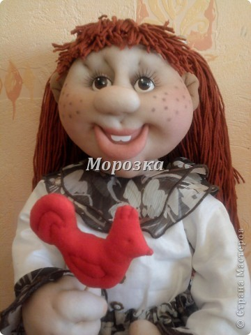 Девочка Дженни большая сладкоежка) фото 2