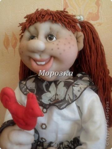 Девочка Дженни большая сладкоежка) фото 3