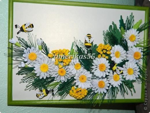 Решила сделать букетик цветов для любимой мамочки на 8 марта. фото 8