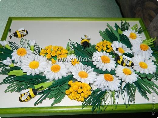Решила сделать букетик цветов для любимой мамочки на 8 марта. фото 9