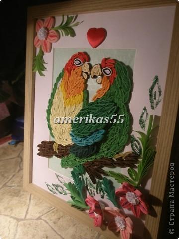 Решила сделать букетик цветов для любимой мамочки на 8 марта. фото 19