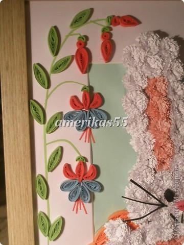 Решила сделать букетик цветов для любимой мамочки на 8 марта. фото 21