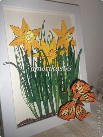 Решила сделать букетик цветов для любимой мамочки на 8 марта. фото 24